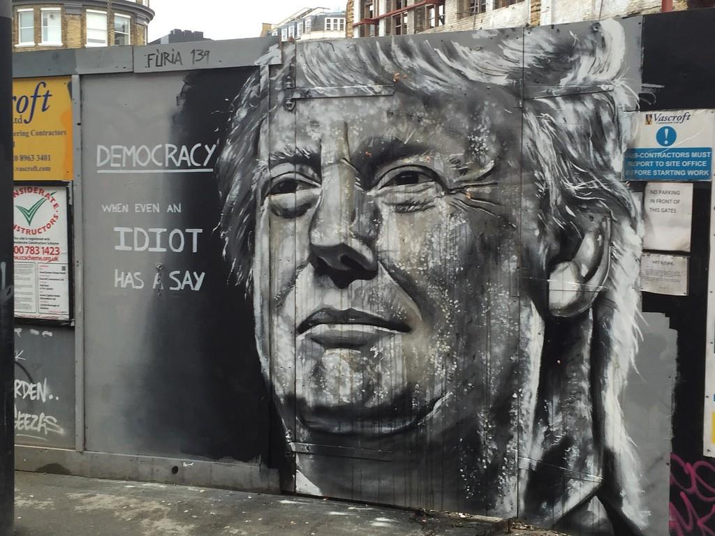 Russia, Cina, Economist, anarchici, Repubblicani: tutti contro Trump