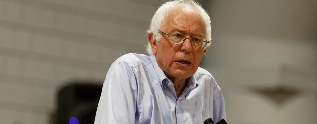 Perché Sanders non interrompe la sua candidatura