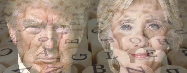 I discorsi di Trump e Clinton, dati alla mano [EN]