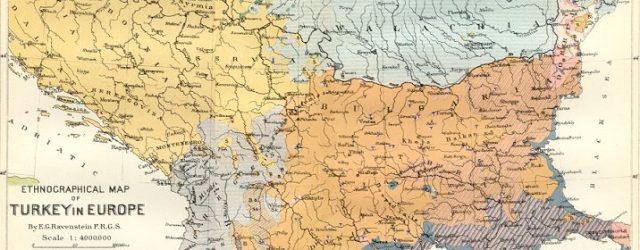 Ernst-Ravenstein-Balkans-Ethnic-Map-1880