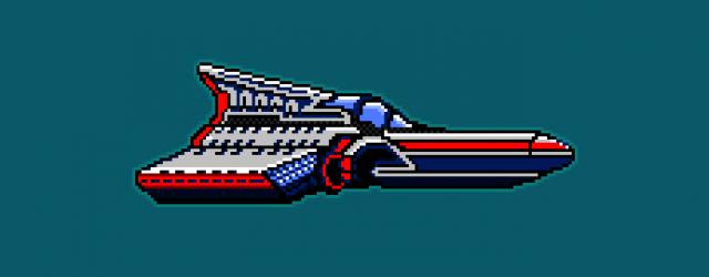 spaceship-pixelart