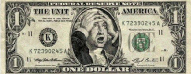 dollaro sorpreso