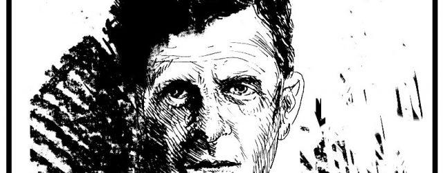 ritratto a inchiostro di Ludwig Wittgenstein