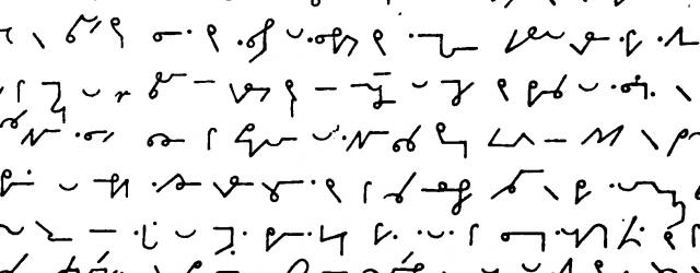 stenografia Taylor