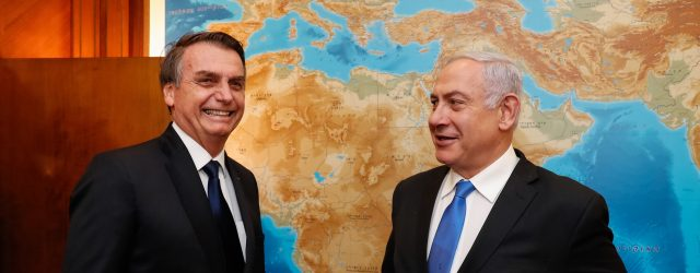 Bolsonaro / Netanyahu